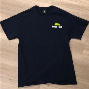 Green Flash Brewing Tee Shirt Medium